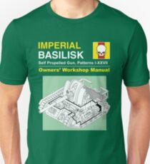 Owner's Manual (green) Unisex T-Shirt