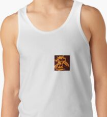 Draco the Dragon burning Tank Top