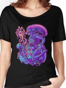 ALIEN PINUP Women's Relaxed Fit T-Shirt