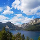 Clouds Over Emerald Bay by Jared Manninen