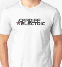 CARDIFF ELECTRIC GREY Unisex T-Shirt