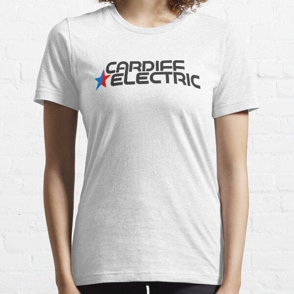 CARDIFF ELECTRIC GREY Essential T-Shirt