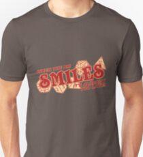 Cuando el DM sonríe Camiseta ajustada