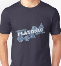 Favorite Platonic Love Since 74 Faded Unisex T-Shirt