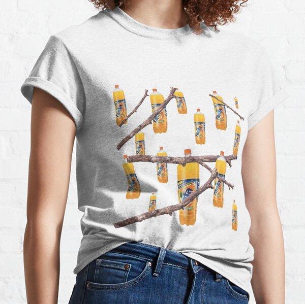 Fanta Stick Fantastic Collage Print Classic T-Shirt