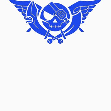 Skies of Arcadia (Blue Logo) by Dreamcast-Talk
