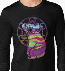 Enlightened Koala  Long Sleeve T-Shirt