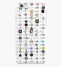 Atheist Signs iPhone 6s Case