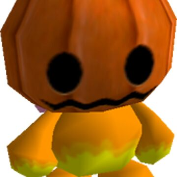 Pumpkin Head Chao by Dreamcast-Talk