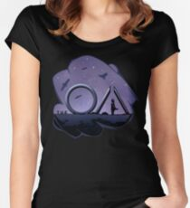 The OA Serie Women's Fitted Scoop T-Shirt