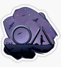 The OA Serie Sticker