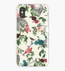 Romantic Halloween iPhone Case