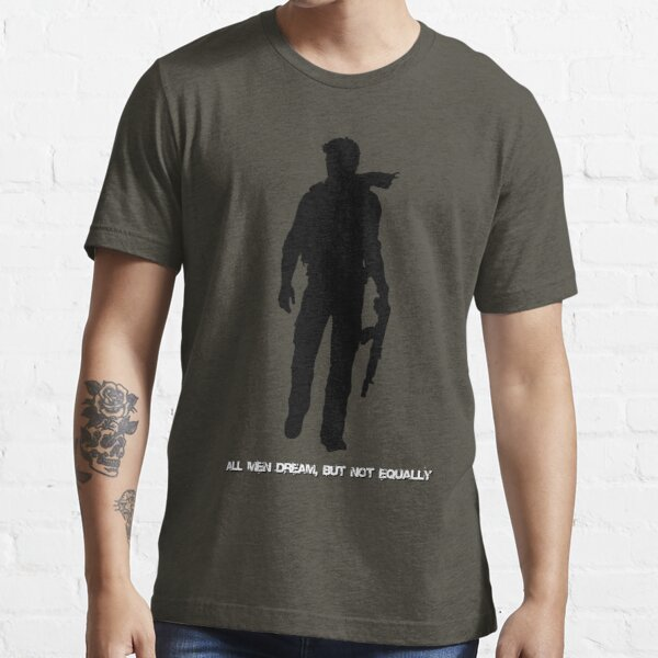 Nathan Drake (Uncharted, quote) Essential T-Shirt