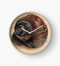 Moon Snail Clock