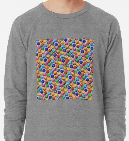 Color Dots #DeepDream Lightweight Sweatshirt