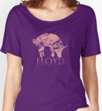 Pig Floyd Women's Relaxed Fit T-Shirt