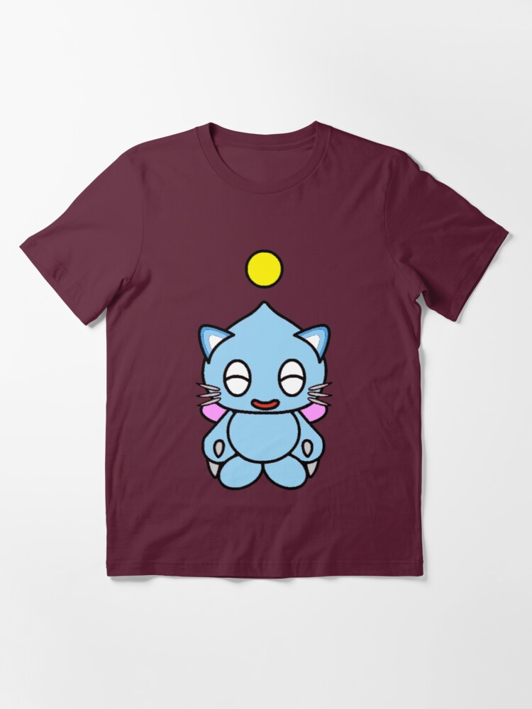 Alternate view of Kitty Chao! =^.^= Essential T-Shirt