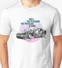 The Pleasure, The Privilege T-Shirt
