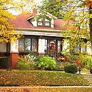 Autumn in Chicago by Maryna Gumenyuk