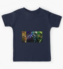 Young Justice Kids Clothes