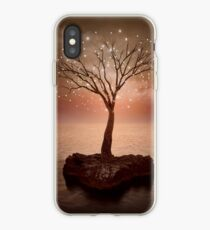 Vinilo o funda para iPhone The Strong Grows In Solitude (Tree of Solitude)