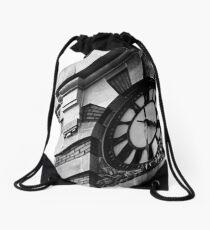 Clockwork Drawstring Bag