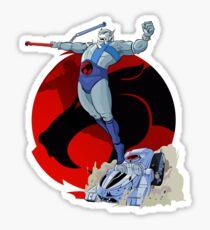 Panthro Sticker