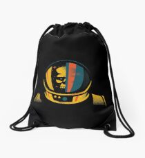 lost in space of nowhere Drawstring Bag