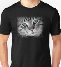 Cute cat portrait T-Shirt