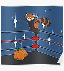 Panda Bodyslam Poster
