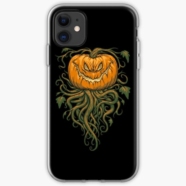 The Great Pumpkin King iPhone Soft Case
