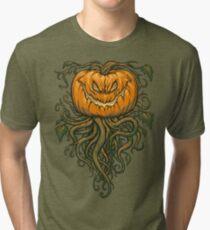 The Great Pumpkin King Tri-blend T-Shirt