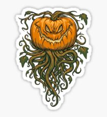 The Great Pumpkin King Sticker