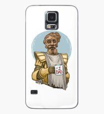 Funda/vinilo para Samsung Galaxy Papá gigante