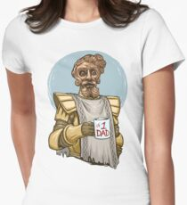 Giant Dad Women's Fitted T-Shirt