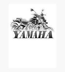 Yamaha Photographic Print