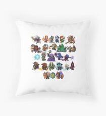Dota 2 IO Merchandise Throw Pillow