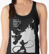 What a Horrible Night to Have a Curse Women's Tank Top