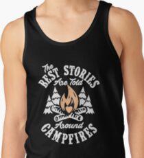 Campfire Stories Tank Top