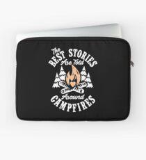 Campfire Stories Laptop Sleeve