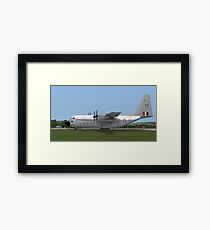 Royal Australian Air Force C-130 Hercules Framed Print