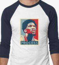 The Process Men's Baseball ¾ T-Shirt