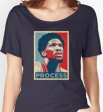 The Process Women's Relaxed Fit T-Shirt
