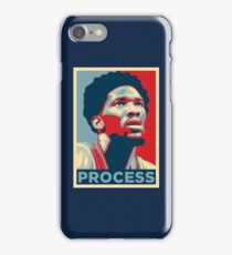 The Process iPhone Case/Skin