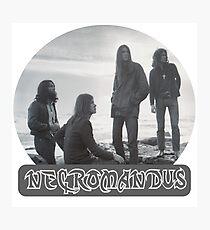 Necromandus - St Bees Cumbria - 1972 Photographic Print