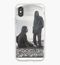 Necromandus - St Bees Cumbria - 1972 iPhone Case