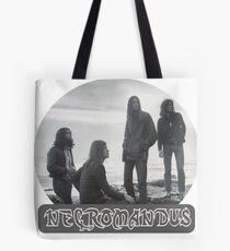 Necromandus - St Bees Cumbria - 1972 Tote Bag