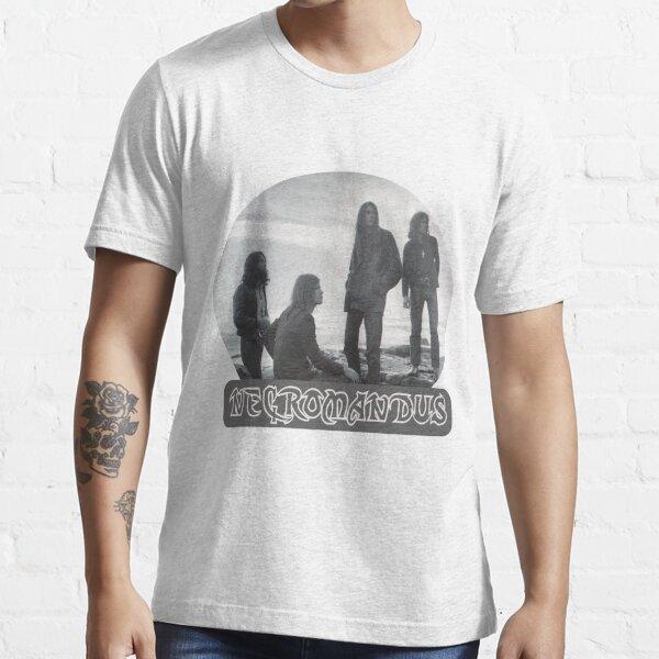 Necromandus - St Bees Cumbria - 1972 Essential T-Shirt
