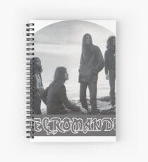 Necromandus - St Bees Cumbria - 1972 Spiral Notebook