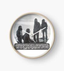 Necromandus - St Bees Cumbria - 1972 Clock